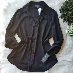 NWT Stitch Fix Byer California Christelle Blouse